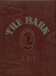 1950 Edition, Luther Burbank High School - Bark Yearbook (San Antonio, TX)