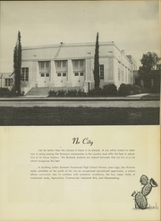Page 15, 1951 Edition, Luther Burbank High School - Bark Yearbook (San Antonio, TX) online yearbook collection