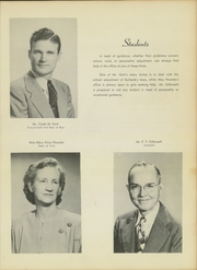 Page 17, 1951 Edition, Luther Burbank High School - Bark Yearbook (San Antonio, TX) online yearbook collection