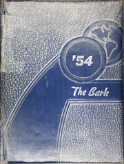 1954 Edition, Luther Burbank High School - Bark Yearbook (San Antonio, TX)