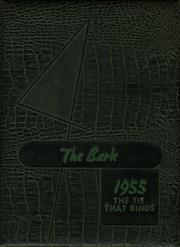 1955 Edition, Luther Burbank High School - Bark Yearbook (San Antonio, TX)