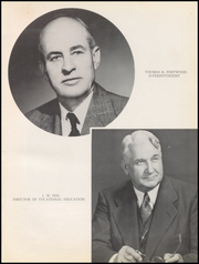 Page 9, 1956 Edition, Luther Burbank High School - Bark Yearbook (San Antonio, TX) online yearbook collection