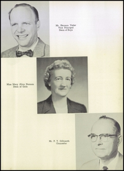 Page 13, 1958 Edition, Luther Burbank High School - Bark Yearbook (San Antonio, TX) online yearbook collection