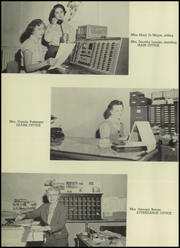 Page 14, 1958 Edition, Luther Burbank High School - Bark Yearbook (San Antonio, TX) online yearbook collection