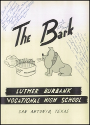 Page 5, 1958 Edition, Luther Burbank High School - Bark Yearbook (San Antonio, TX) online yearbook collection