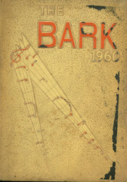 1960 Edition, Luther Burbank High School - Bark Yearbook (San Antonio, TX)
