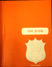 1969 Edition, Luther Burbank High School - Bark Yearbook (San Antonio, TX)