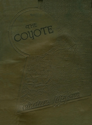 Page 1, 1951 Edition, Alice High School - Coyote Yearbook (Alice, TX) online yearbook collection