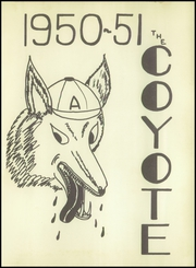 Page 5, 1951 Edition, Alice High School - Coyote Yearbook (Alice, TX) online yearbook collection