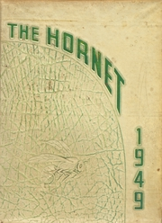 1949 Edition, Huntsville High School - Hornet Yearbook (Huntsville, TX)