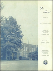 Page 7, 1949 Edition, Huntsville High School - Hornet Yearbook (Huntsville, TX) online yearbook collection