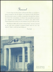 Page 9, 1949 Edition, Huntsville High School - Hornet Yearbook (Huntsville, TX) online yearbook collection