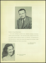 Page 12, 1950 Edition, Seguin High School - Matador Yearbook (Seguin, TX) online yearbook collection