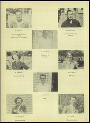 Page 10, 1952 Edition, Seguin High School - Matador Yearbook (Seguin, TX) online yearbook collection