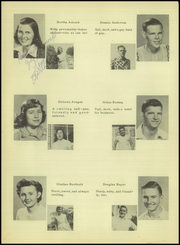 Page 14, 1952 Edition, Seguin High School - Matador Yearbook (Seguin, TX) online yearbook collection
