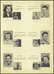 Page 15, 1952 Edition, Seguin High School - Matador Yearbook (Seguin, TX) online yearbook collection