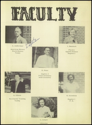 Page 9, 1952 Edition, Seguin High School - Matador Yearbook (Seguin, TX) online yearbook collection