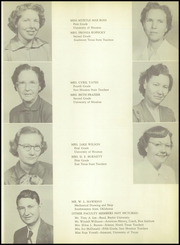 Page 17, 1951 Edition, Angleton High School - Angle Yearbook (Angleton, TX) online yearbook collection