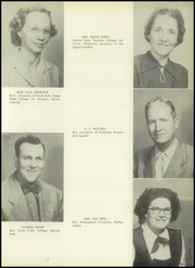 Page 17, 1953 Edition, Angleton High School - Angle Yearbook (Angleton, TX) online yearbook collection