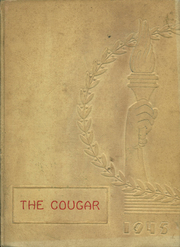 1945 Edition, Tomball High School - Cougar Yearbook (Tomball, TX)