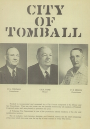 Page 11, 1945 Edition, Tomball High School - Cougar Yearbook (Tomball, TX) online yearbook collection