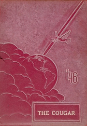 1946 Edition, Tomball High School - Cougar Yearbook (Tomball, TX)