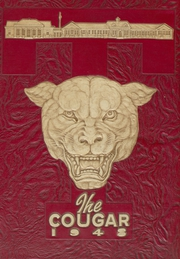 1948 Edition, Tomball High School - Cougar Yearbook (Tomball, TX)
