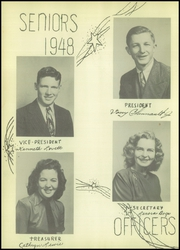 Page 12, 1948 Edition, Tomball High School - Cougar Yearbook (Tomball, TX) online yearbook collection