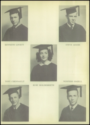 Page 13, 1948 Edition, Tomball High School - Cougar Yearbook (Tomball, TX) online yearbook collection