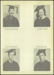 Page 15, 1948 Edition, Tomball High School - Cougar Yearbook (Tomball, TX) online yearbook collection