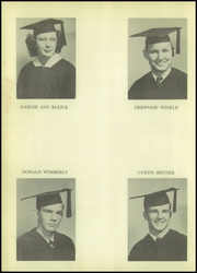 Page 16, 1948 Edition, Tomball High School - Cougar Yearbook (Tomball, TX) online yearbook collection
