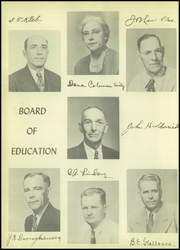 Page 8, 1948 Edition, Tomball High School - Cougar Yearbook (Tomball, TX) online yearbook collection