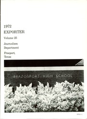 Page 5, 1972 Edition, Brazosport High School - Exporter Yearbook (Freeport, TX) online yearbook collection