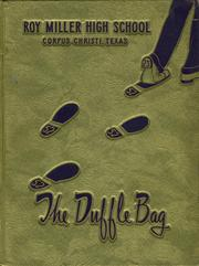 1952 Edition, Roy Miller High School - Duffle Bag Yearbook (Corpus Christi, TX)