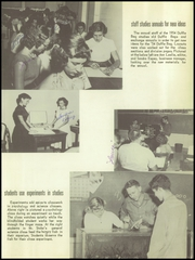 Page 19, 1954 Edition, Roy Miller High School - Duffle Bag Yearbook (Corpus Christi, TX) online yearbook collection
