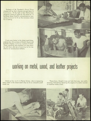 Page 21, 1954 Edition, Roy Miller High School - Duffle Bag Yearbook (Corpus Christi, TX) online yearbook collection