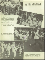 Page 32, 1954 Edition, Roy Miller High School - Duffle Bag Yearbook (Corpus Christi, TX) online yearbook collection