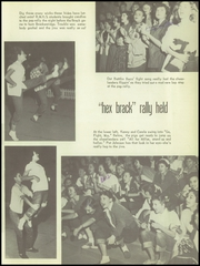 Page 33, 1954 Edition, Roy Miller High School - Duffle Bag Yearbook (Corpus Christi, TX) online yearbook collection