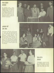 Page 35, 1954 Edition, Roy Miller High School - Duffle Bag Yearbook (Corpus Christi, TX) online yearbook collection