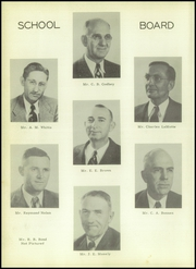 Page 12, 1949 Edition, A and M Consolidated High School - Tigerland Yearbook (College Station, TX) online yearbook collection