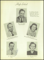 Page 14, 1949 Edition, A and M Consolidated High School - Tigerland Yearbook (College Station, TX) online yearbook collection
