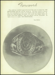 Page 8, 1949 Edition, A and M Consolidated High School - Tigerland Yearbook (College Station, TX) online yearbook collection