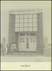Page 13, 1950 Edition, A and M Consolidated High School - Tigerland Yearbook (College Station, TX) online yearbook collection