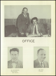 Page 15, 1950 Edition, A and M Consolidated High School - Tigerland Yearbook (College Station, TX) online yearbook collection