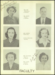 Page 16, 1950 Edition, A and M Consolidated High School - Tigerland Yearbook (College Station, TX) online yearbook collection