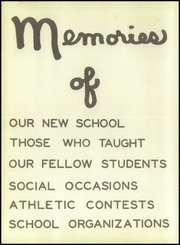 Page 8, 1950 Edition, A and M Consolidated High School - Tigerland Yearbook (College Station, TX) online yearbook collection