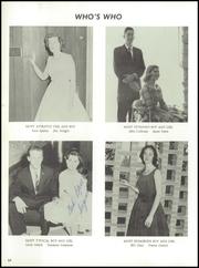 Page 60, 1960 Edition, A and M Consolidated High School - Tigerland Yearbook (College Station, TX) online yearbook collection