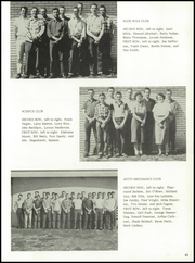 Page 69, 1960 Edition, A and M Consolidated High School - Tigerland Yearbook (College Station, TX) online yearbook collection