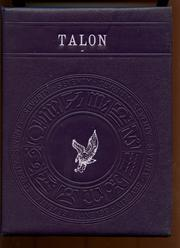 1970 Edition, Crowley High School - Talon Yearbook (Crowley, TX)