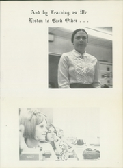 Page 11, 1971 Edition, Crowley High School - Talon Yearbook (Crowley, TX) online yearbook collection